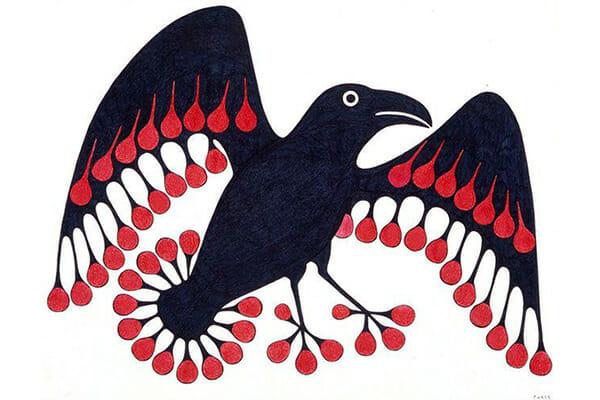 Inuit Crow
